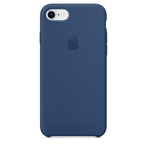 เคสไอโฟน 7 Plus / 8 Plus  สีบลูโคบอลต์ (Original)