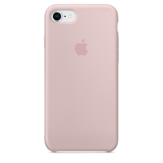 เคสไอโฟน 7 Plus / 8 Plus  สีชมพูพิงค์แซนด์ (Original)