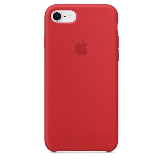 เคสไอโฟน 7 / 8  สีแดง (PRODUCT)RED (Original)