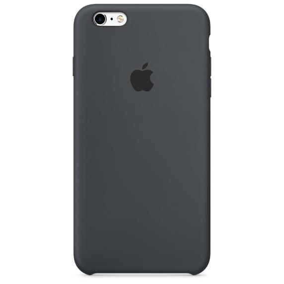 เคสไอโฟน 7 / 8  สีเทาชาร์โคล (Original)