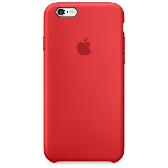 เคสไอโฟน 6 / 6S สีแดง (PRODUCT RED) (Original)