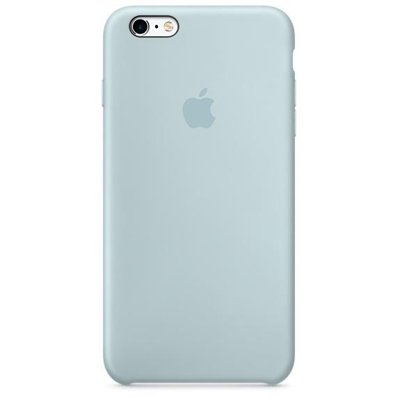 เคสไอโฟน 6 / 6S สีเทอร์ควอยซ์ (Original)