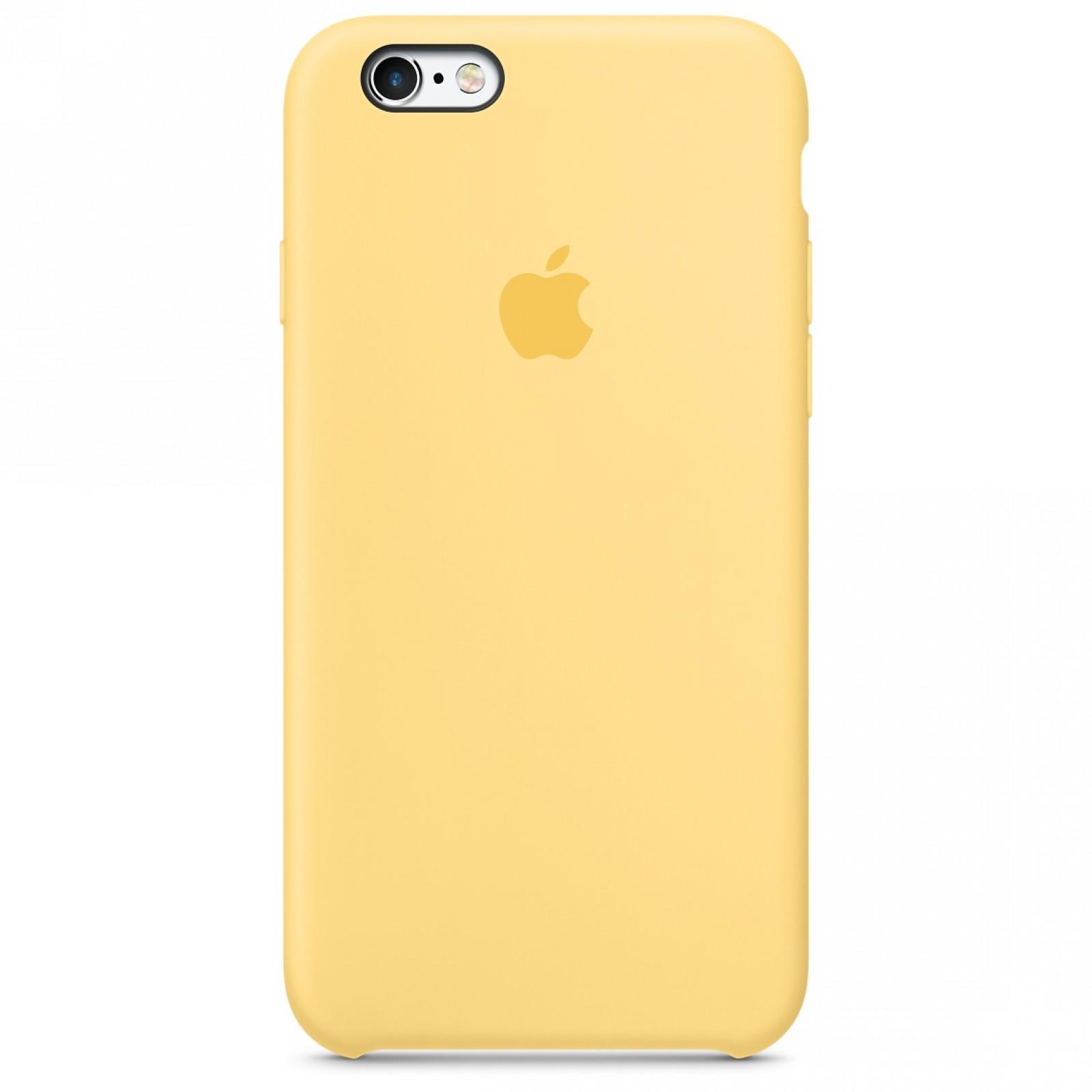เคสไอโฟน 7 / 8  สีเหลือง (Original)