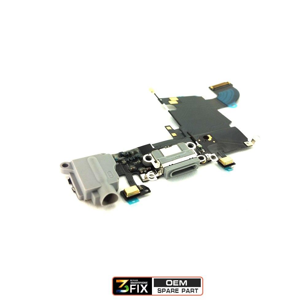 ชุดแพร ก้นชาร์จ  ( OEM ) iPhone 6S