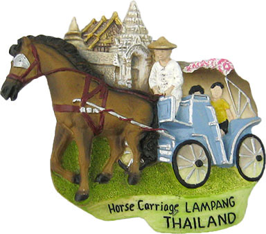Carriage, Lampang