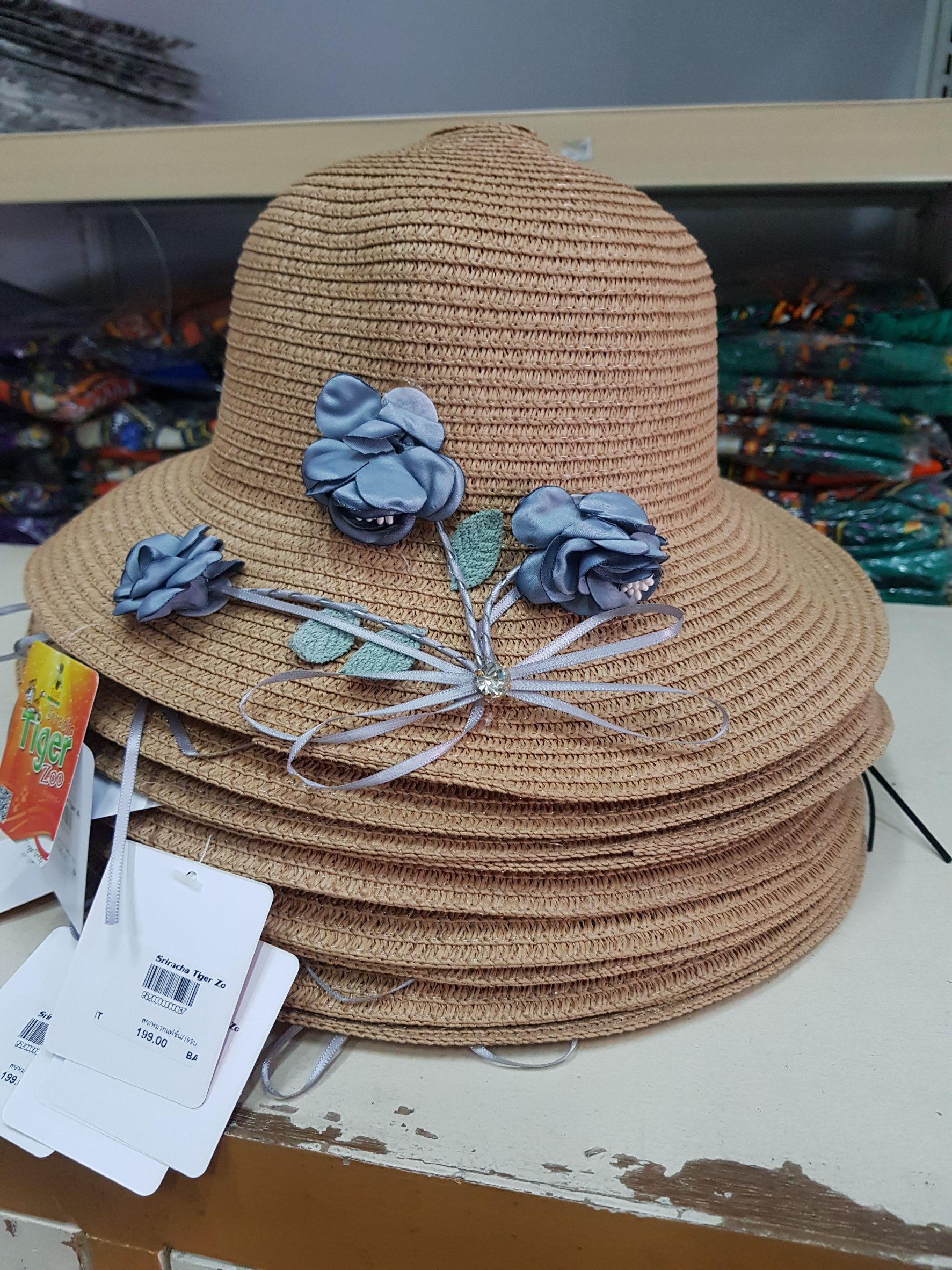 หมวกแฟชั่น019