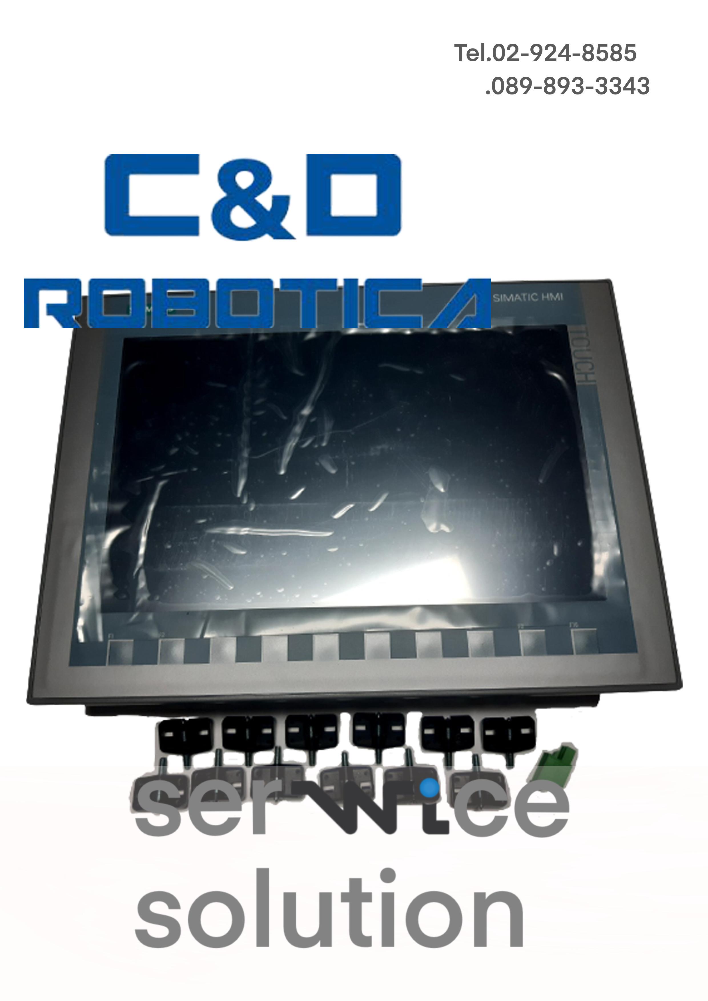 HMI SIMATIC HMI KTP1200 BASIC [C&D-CWI100008]