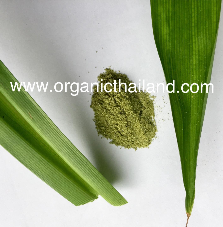 Pandan Leaf Powder 1kg