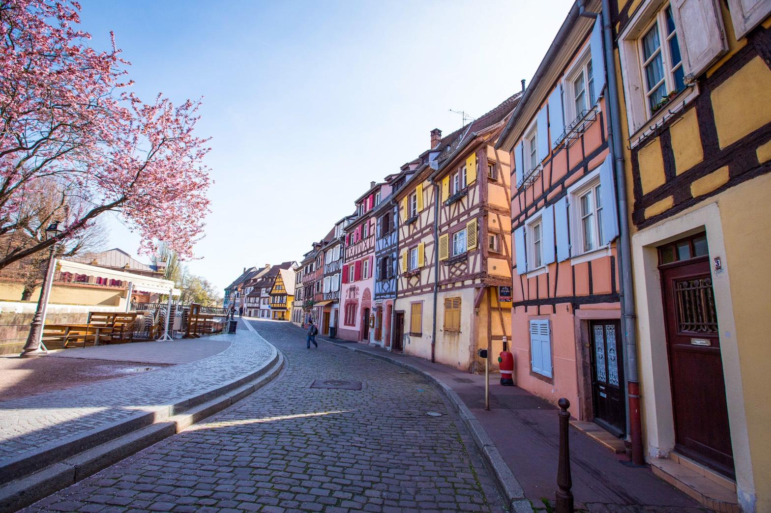 หมู่บ้านเทพนิยายแห่งแคว้นอาลซัส (Alsace) ประเทศฝรั่งเศส
