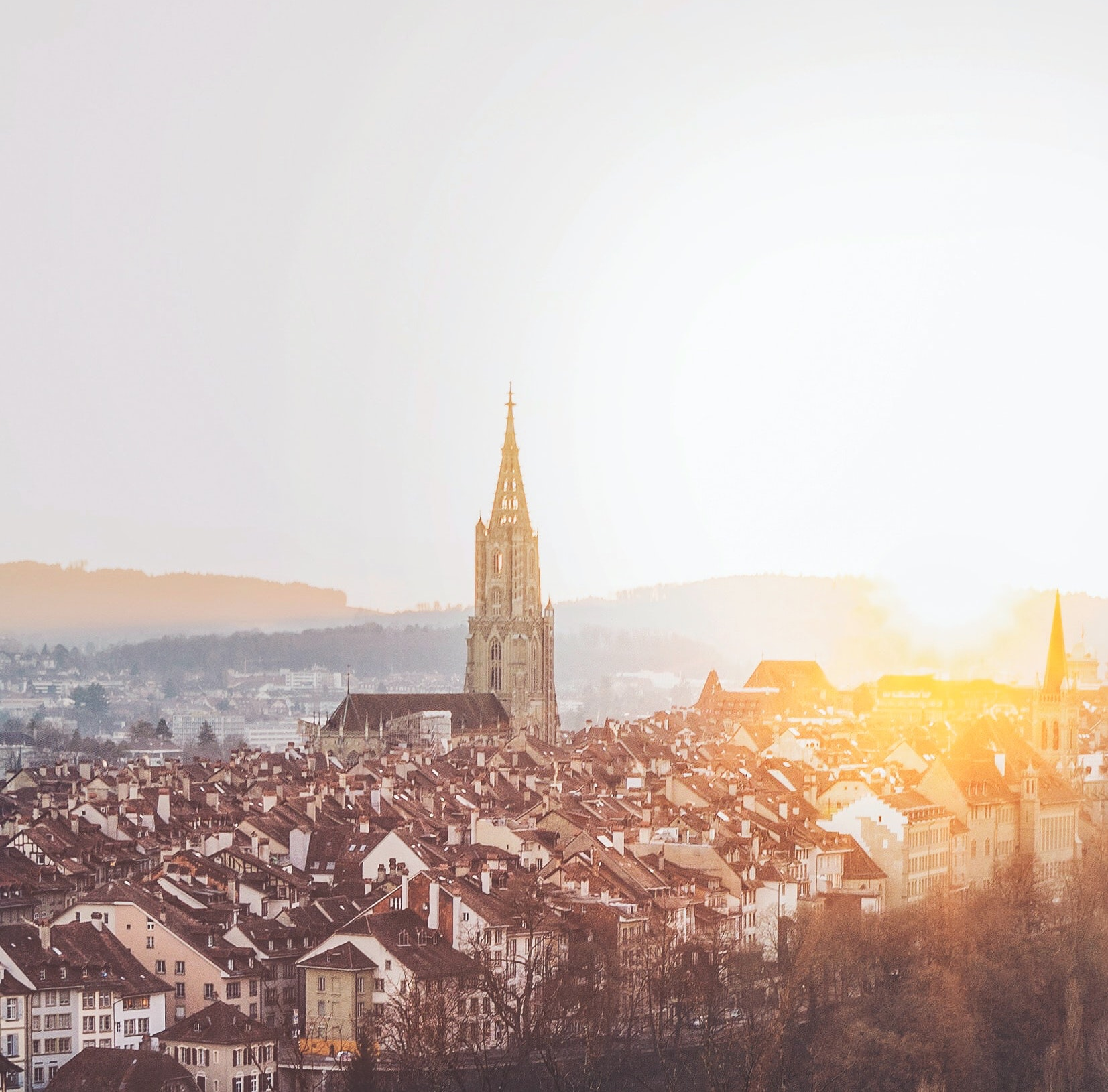 The Best View of Bern