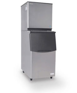 205kg Crescent Ice Machine