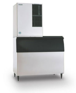 320kg Crescent Ice Machine