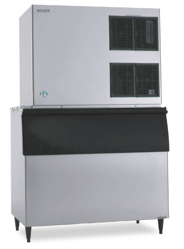 694kg Crescent Ice Machine