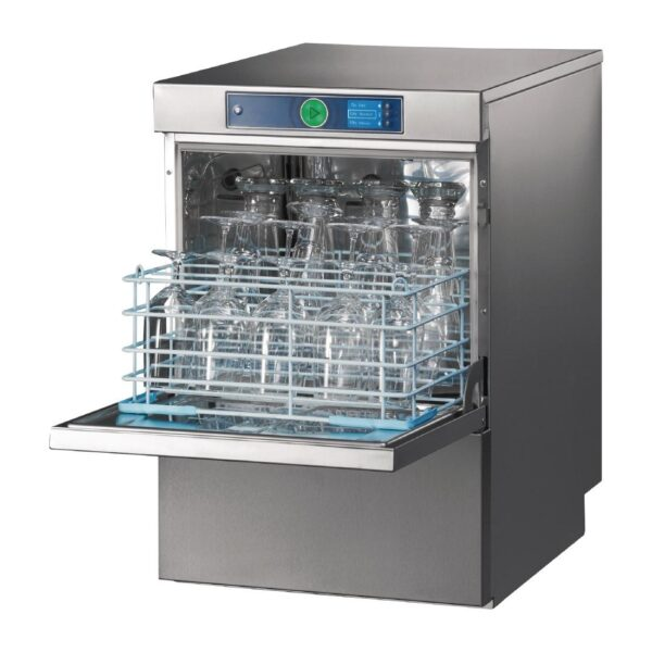 Undercounter Glass & Dishwasher