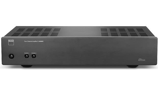 NAD C245BEE Four-Channel Amplifier