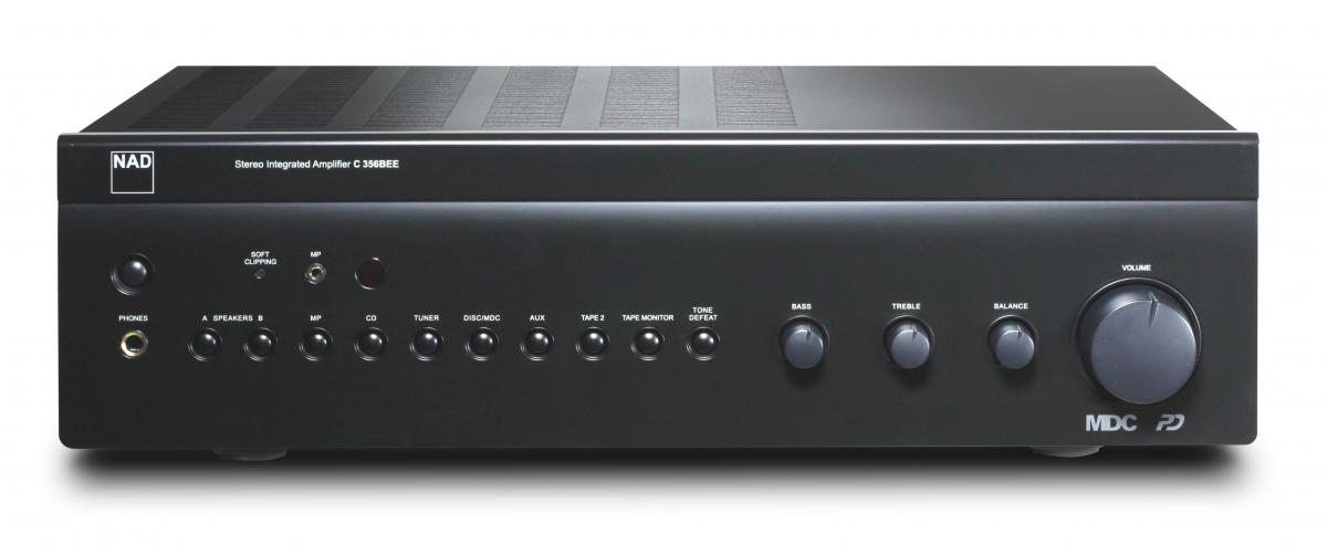 NAD C356BEE Integrated Amplifier