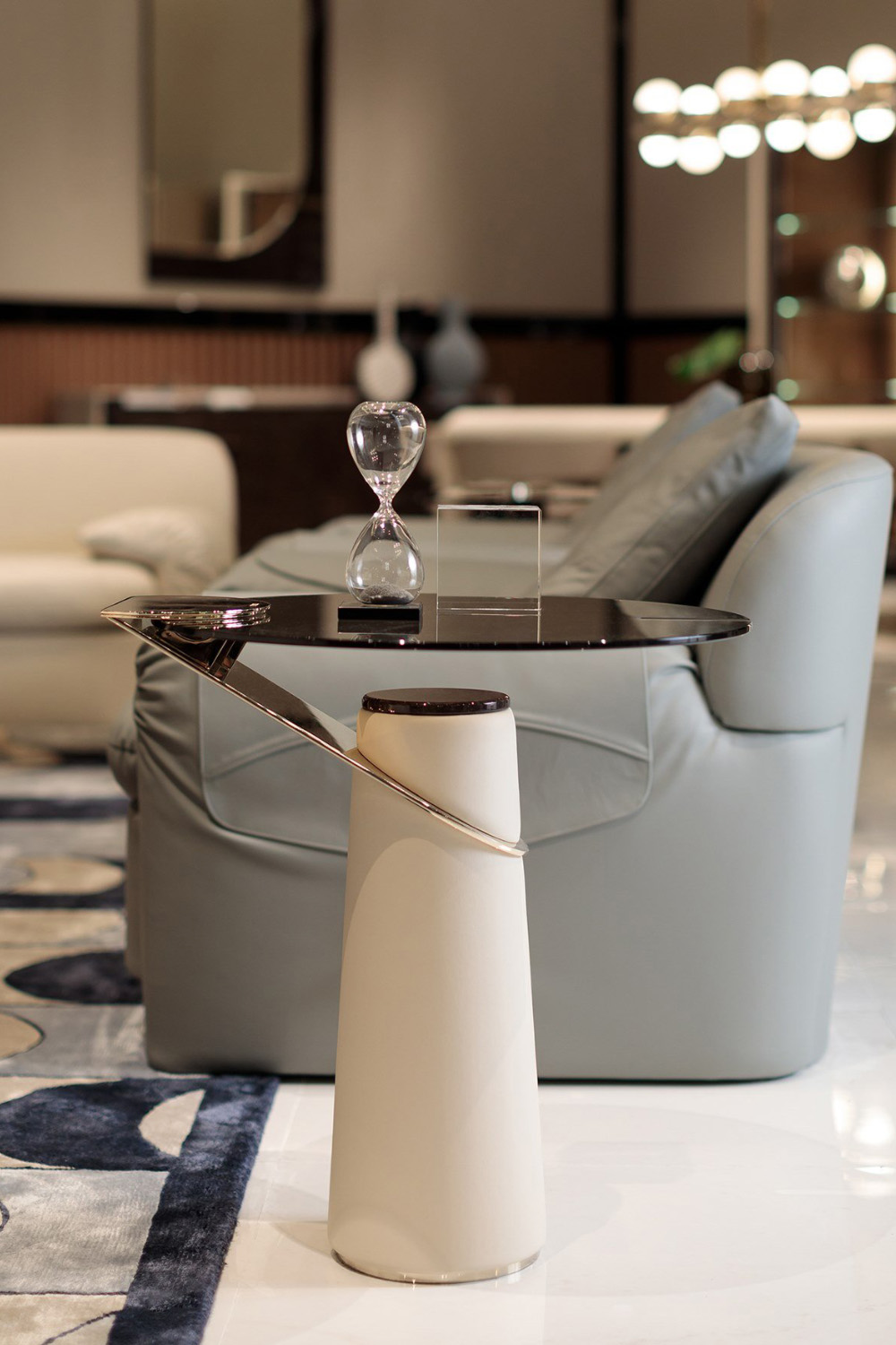 Eclipse side table