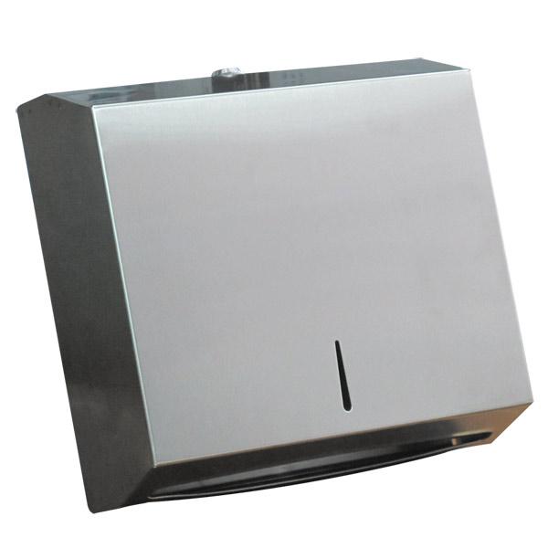 กล่องใส่กระดาษเช็ดมือสแตนเลส