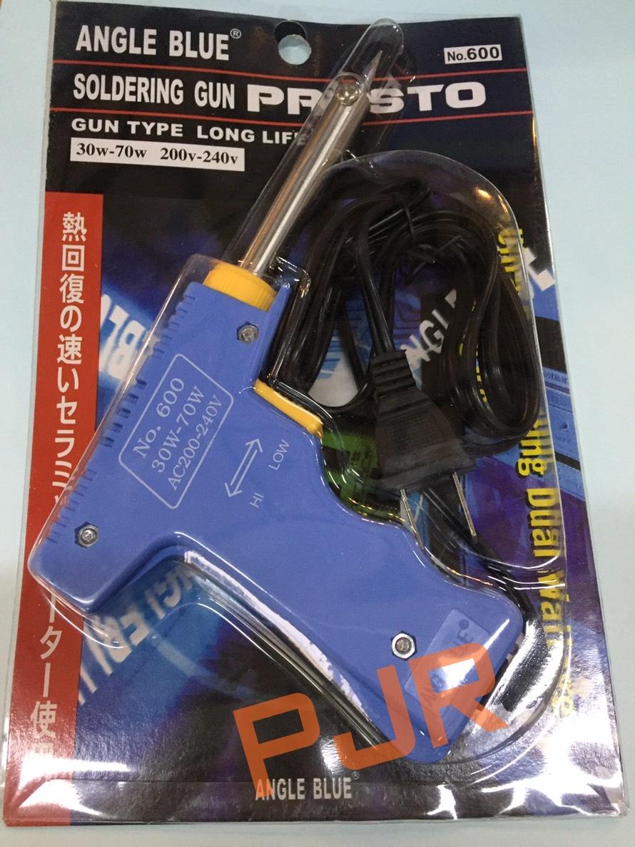 หัวแร้งปืน  Angle Blue