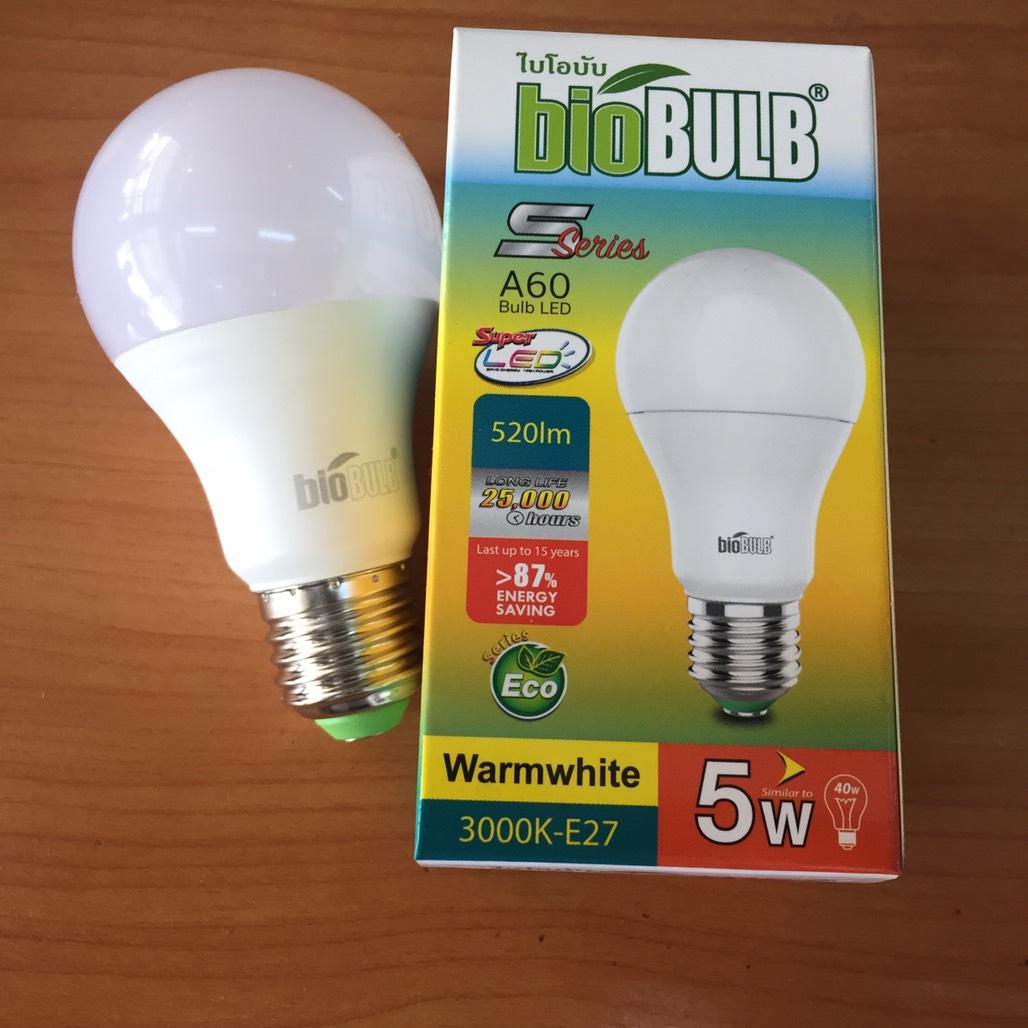 หลอด LED BioBulb S-Series
