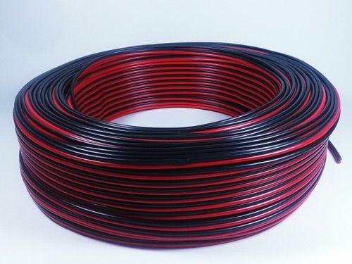 สายดำแดง สายต่อลำโพง (Audio Cable)