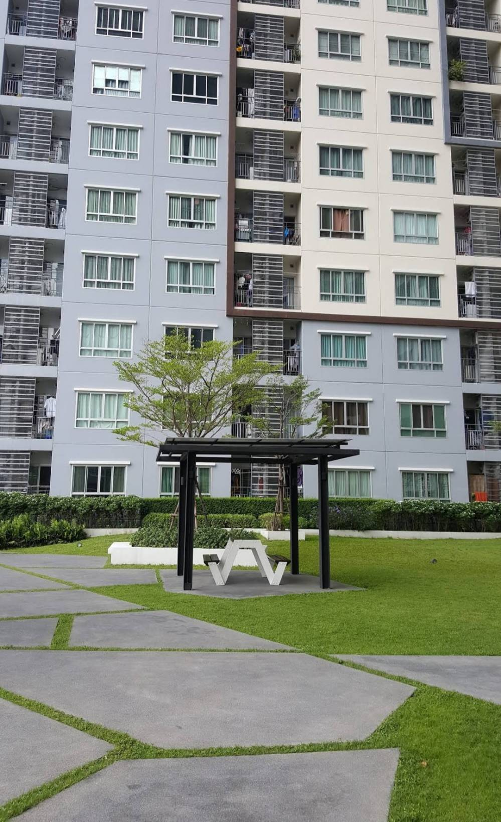 The Trust Residence Ratchada-Rama 3