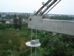 งานตรวจสอบกระเช้าไฟฟ้า( Electric Hoist)