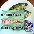 กินปลาไทยก็ได้โอเมก้า 3 สูง ดีต่อแม่และลูกในครรภ์