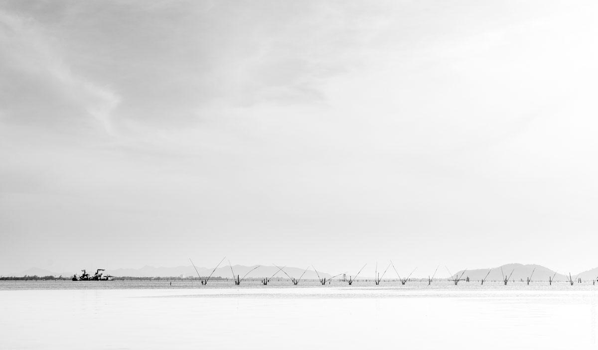 เมื่อท้องฟ้าเป็นสีขาว....  #สงขลา #SonyTestDrive #3krung #Infrared