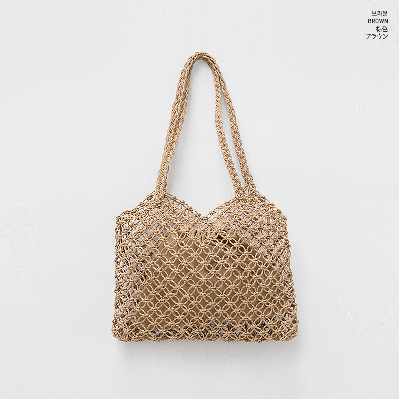 Summer Net Shoulder Bag