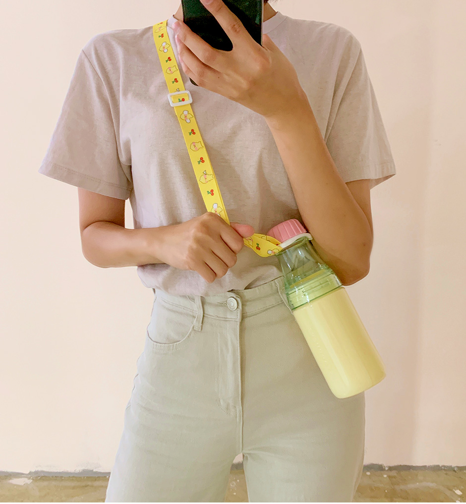 FANFANCHUU Always With You Bottle Strap