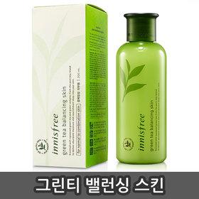[Innisfree] Innisfree Green Tea Balancing Skin