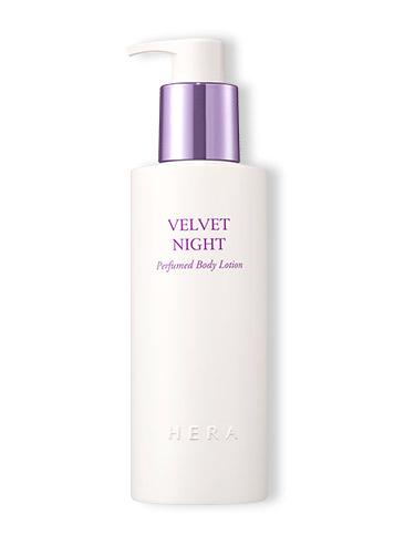 [HERA] HERA velvet night perfumed body lotion