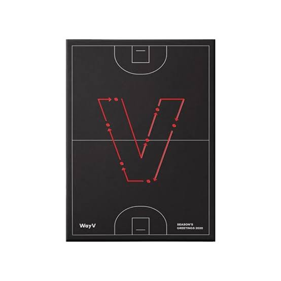 (Pre-order gift) WayV - 2020 WayV SEASONS GREETINGS