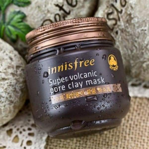 Innisfree Super Volcanic Pore Clay Mask 100ml.