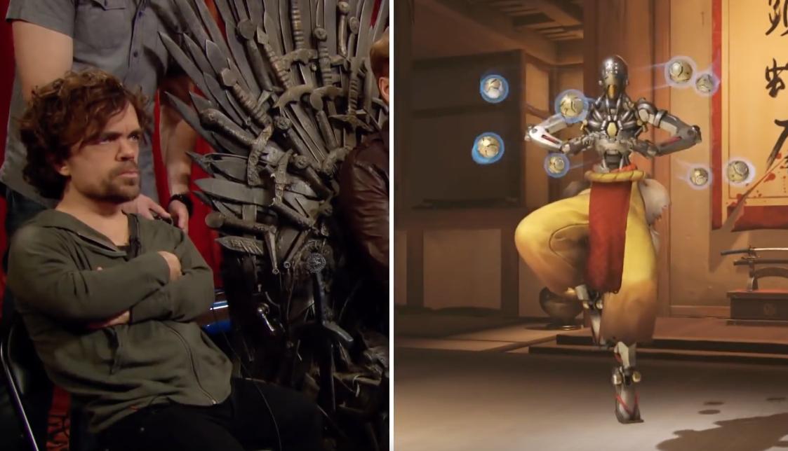"Clueless Gamer: ""Overwatch"" กับนักแสดงจาก Game of Thrones"