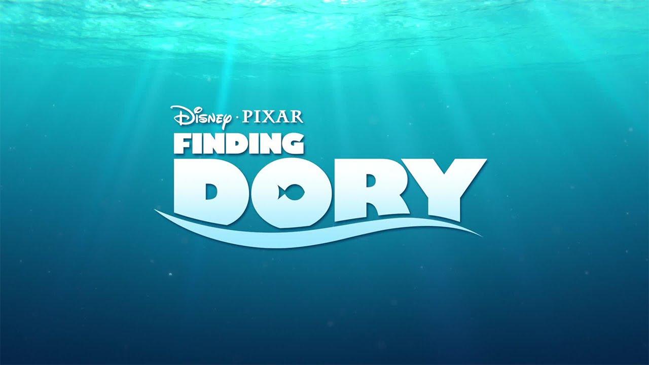 ตัวอย่างล่าสุดของ Finding Dory