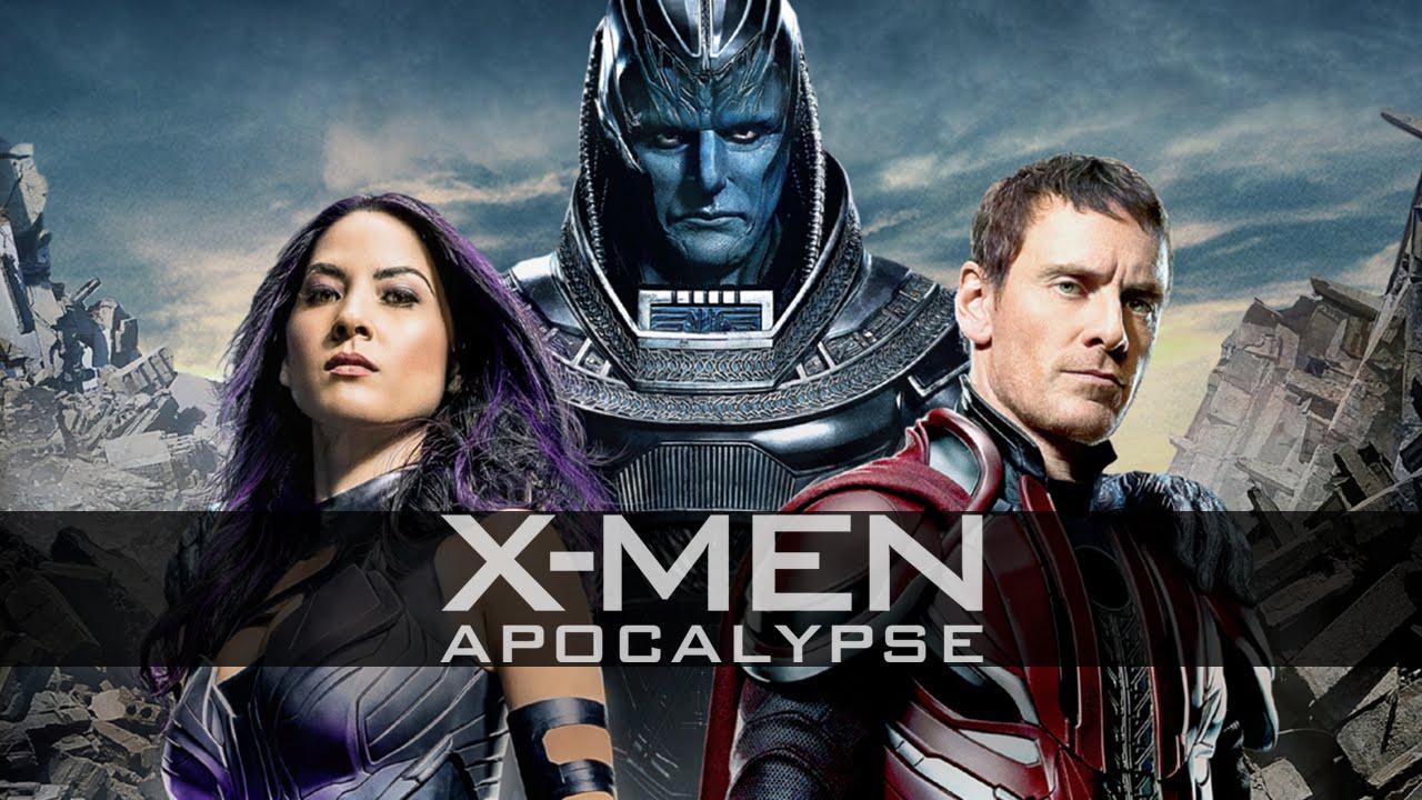 ตัวอย่าง X-men Apocalypse ใหม่