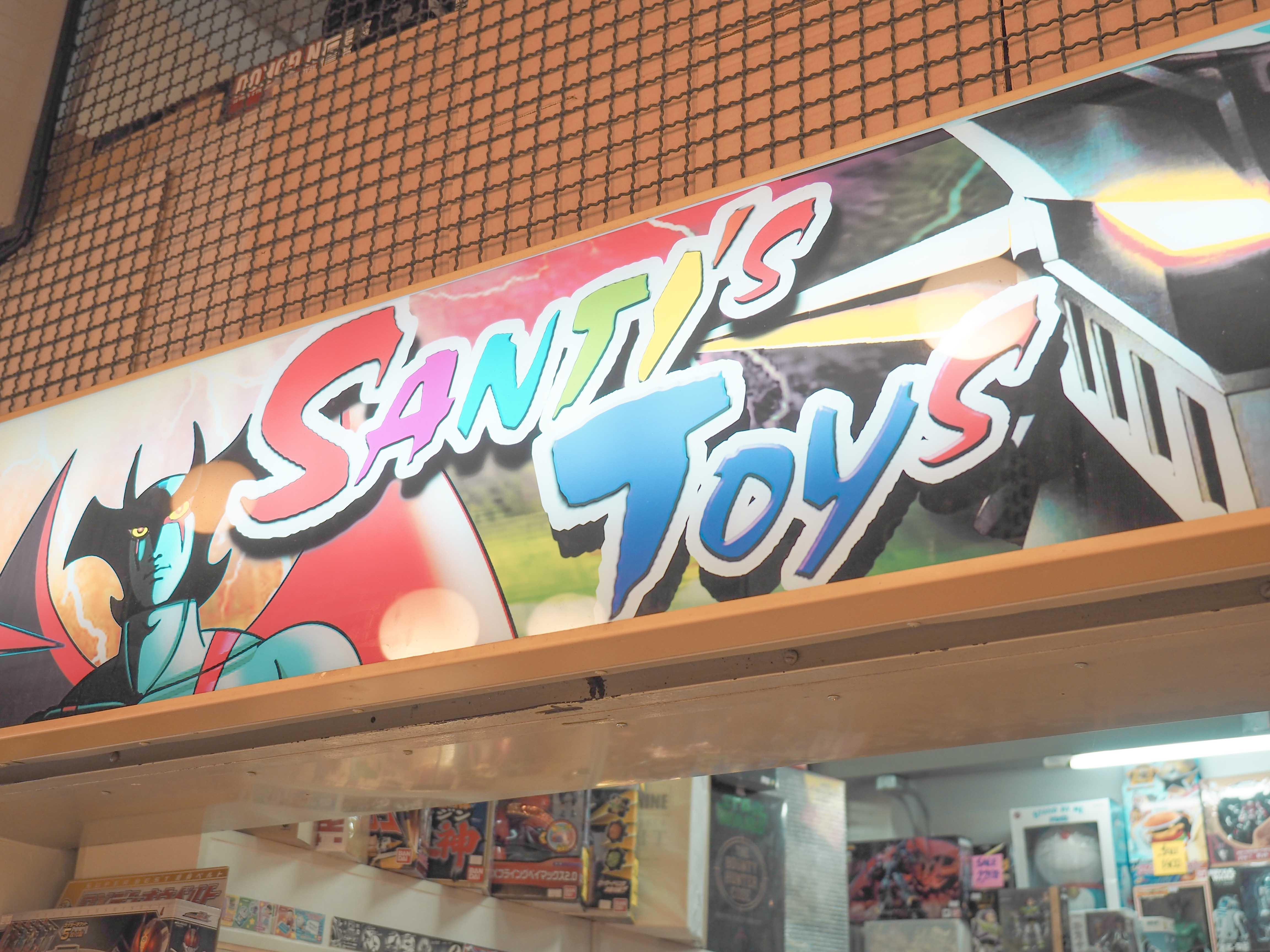 Santi Toys