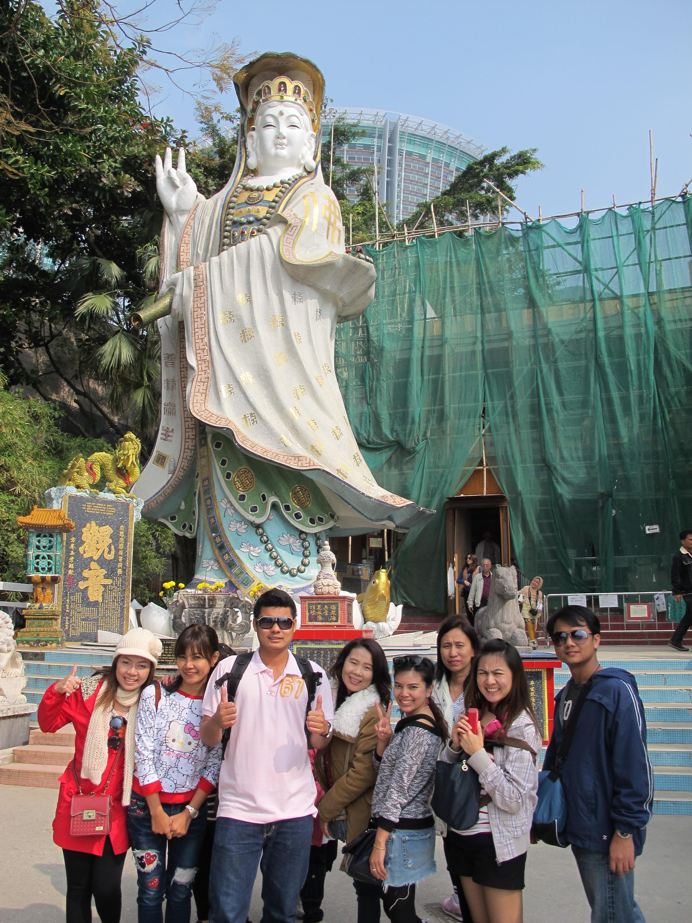 Trip to Hong Kong, Macau, Shenzhen, Zhuhai 7-11 Dec 16