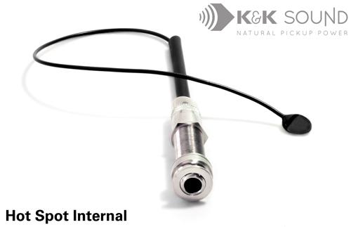 K&K Hot Spot Internal for Multi-Use Pickups