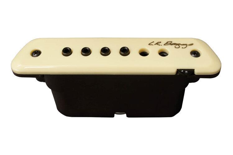 L.R. Baggs M1A Active Acoustic Guitar Soundhole Magnetic Pickup