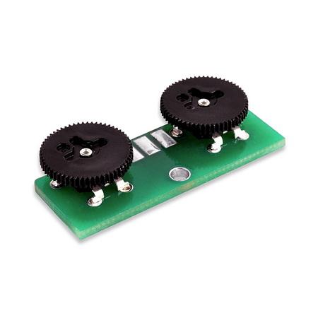 Mi-Si Volume and Tone Control Module
