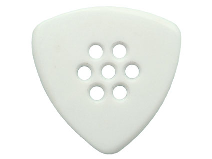 Wegen Picks Triangular TF140 1.40 mm - สีขาว (1 ชิ้น)
