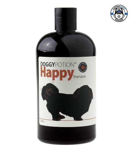 Doggy Potion : แชมพูสูตร Doggy Potion Happy 500ml.