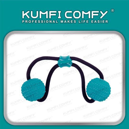 Kumfi Comfy : Double Ball Rope Chew