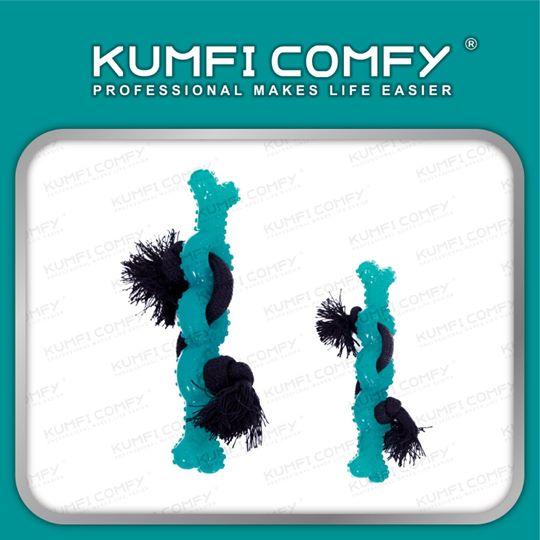 Kumfi Comfy : Bone Rope Chew
