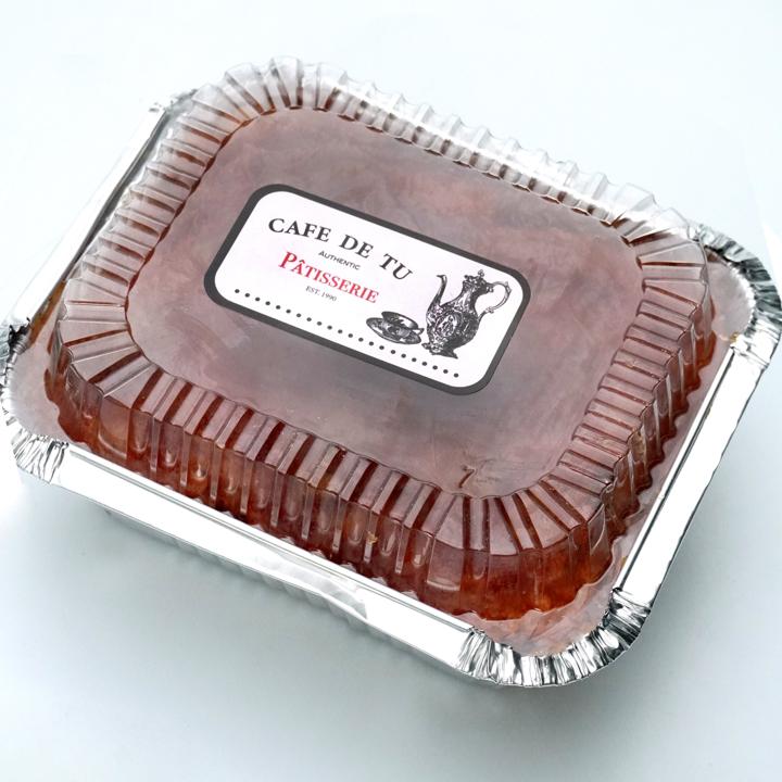 Bael Fruit Cake Box