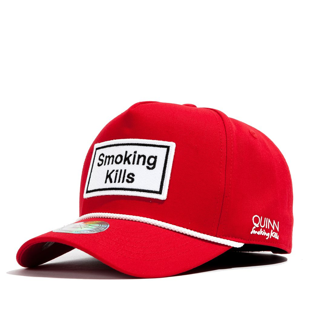 FL343 D SMOKING Red