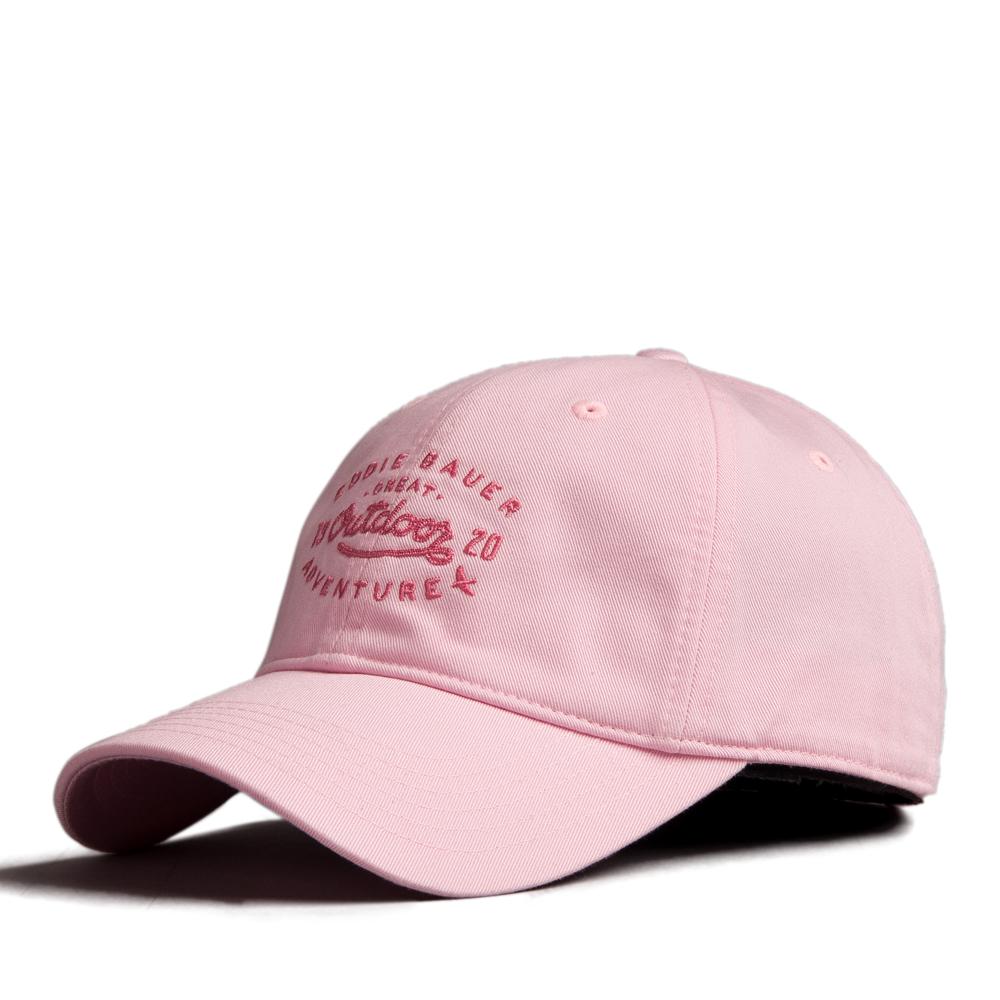 NN244 EDDIE Washing cap Pink